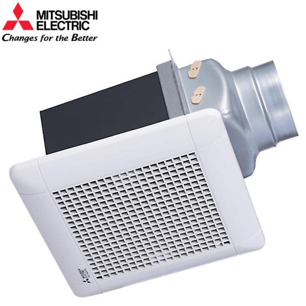 Quạt thông gió loại âm trần nối ống gió Mitsubishi VD-15ZP4T5-D - Hàng chính hãng