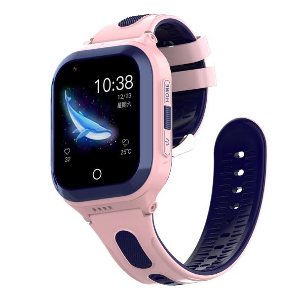 Đồng hồ thông minh Wonlex KT24S 4G , gọi video , định vị GPS , chịu nước IP67