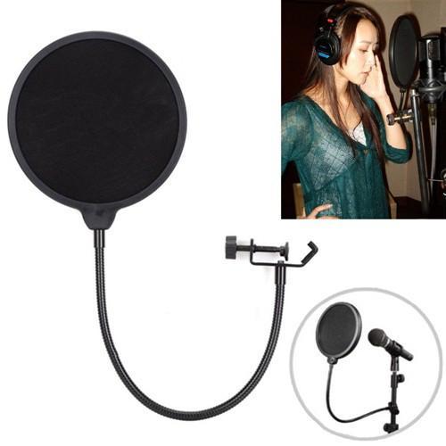 Màn lọc âm micro thu âm cho giọng hát cực hay(hàng xịn)