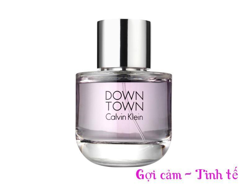 Nước hoa nữ Calvin Klein Downtown Eau De Parfum 15ml - MINI