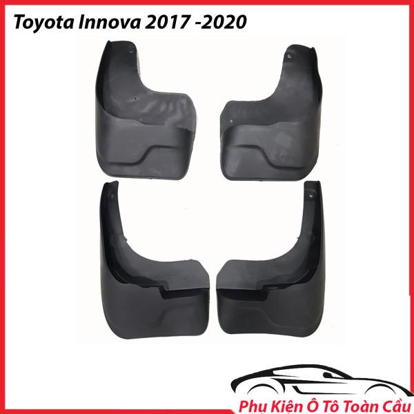 Bộ Chắn Bùn Xe Toyota Innova 2017 - 2020