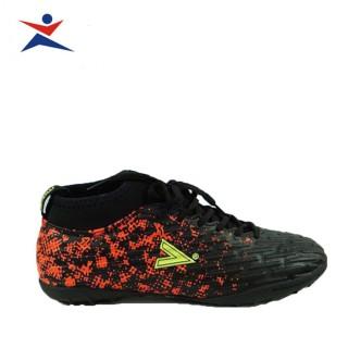 Giày đá bóng Mitre MT170501 chính hãng, Màu đen đỏ thumbnail