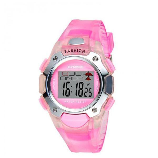 Giá bán Đồng hồ cho bé gái Synoke 99319 (Hồng)