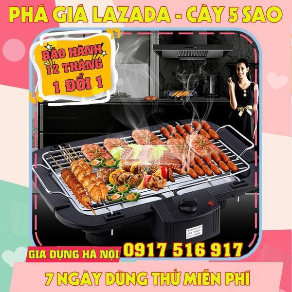 Bảng giá (Hàng loại 1) Bếp Nướng Điện Không Khói Electric Barbecure ( BH 12 tháng ) Điện máy Pico
