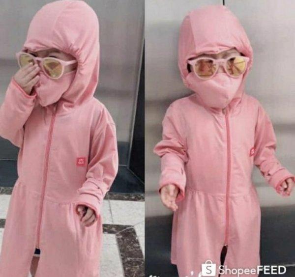 Giá bán 💙 ÁO CHỐNG NẮNG 💙 áo chống nắng chống tia UV tuyệt đối cho bé gái siêu xinh - size từ 10-40 kg