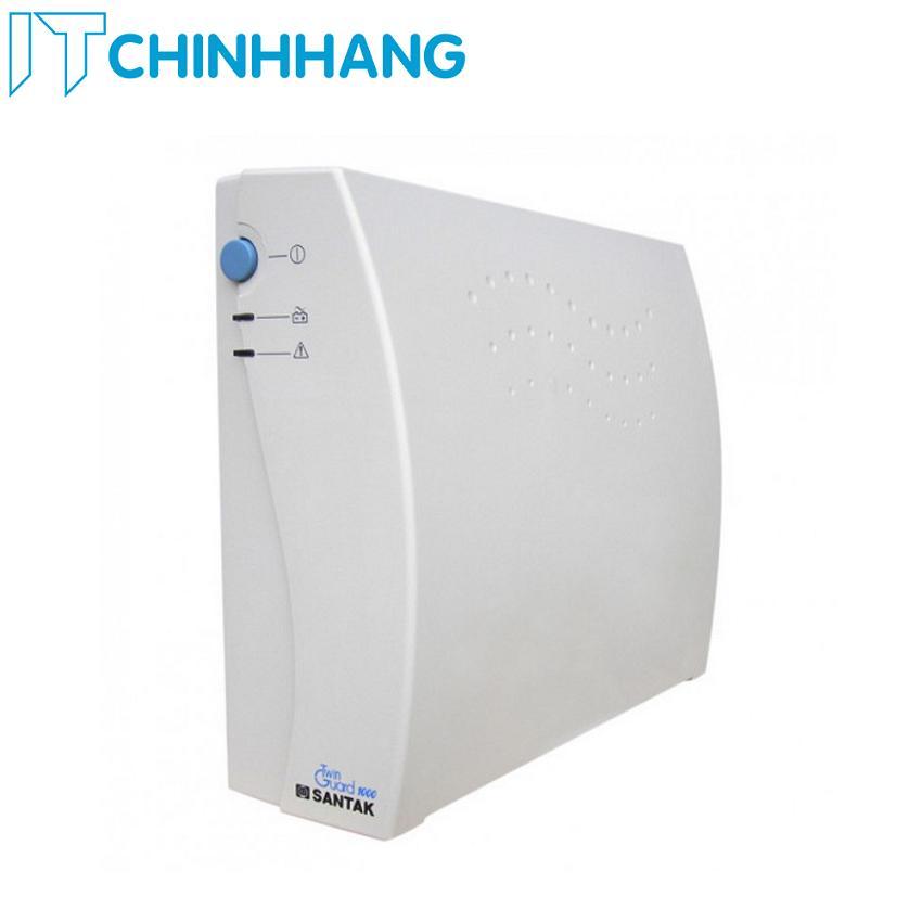 Bảng giá Bộ Lưu Điện UPS Santak TG1000 600W Phong Vũ