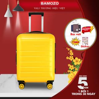 Vali kéo du lịch vali Bamozo -8818 20inch 24inch Bảo Hành 5 năm thumbnail