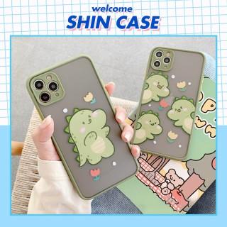 [Nhập ELMAY21 giảm 10% tối đa 200k đơn từ 99k]Ốp lưng iphone Little Dino bảo vệ camera dành cho iphone 6 6S 6Plus 6SPlus 7 7Plus 8 8PLus X XS XR XSmax 11 11Pro 11Promax - Shin Case - v07 thumbnail