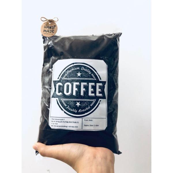 Bột cà phê nguyên chất tẩy tế bào chết, trắng da - 100gr