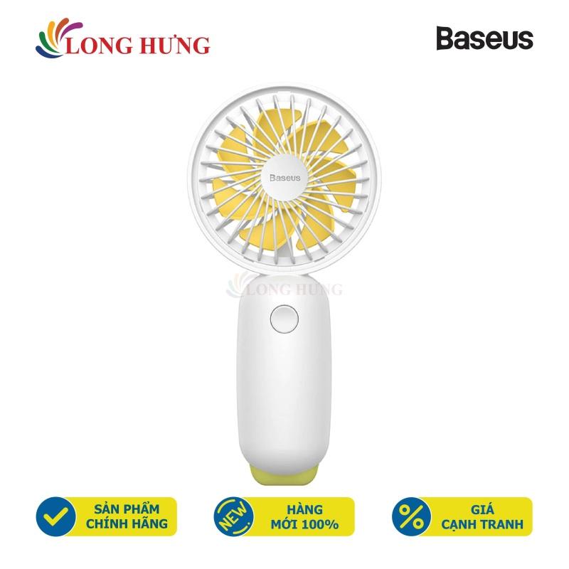Quạt mini cầm tay Baseus 890 - Hàng nhập khẩu - 3 tốc độ quạt, pin 1500mAh