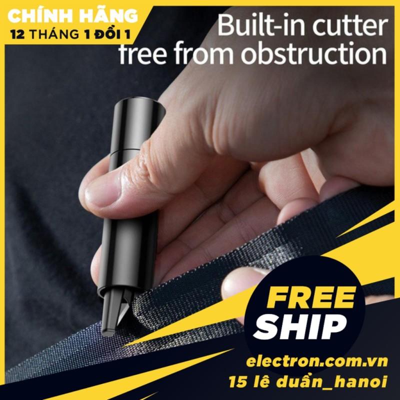 Dụng cụ sinh tồn, thoát hiểm Baseus Sharp Tool Safety Hammer