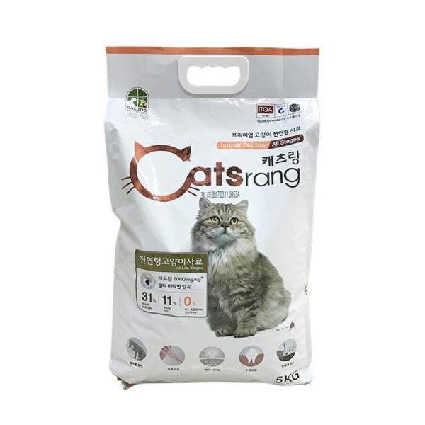 Thức ăn hạt cho mèo CATSRANG 5KG