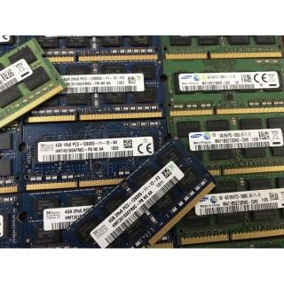Ram cho LAPTOP Samsung 4G DDR3 bus 1600 (PC3-12800S) thumbnail