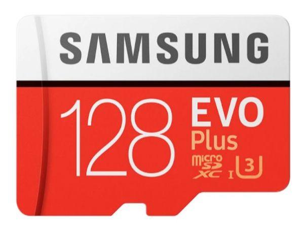 [HCM][ Giá Rẻ Bất Ngờ ] Thẻ nhớ MicroSDXC Samsung Evo Plus 128GB U3 4K (R100MB/s W90MB/s) - Box Anh