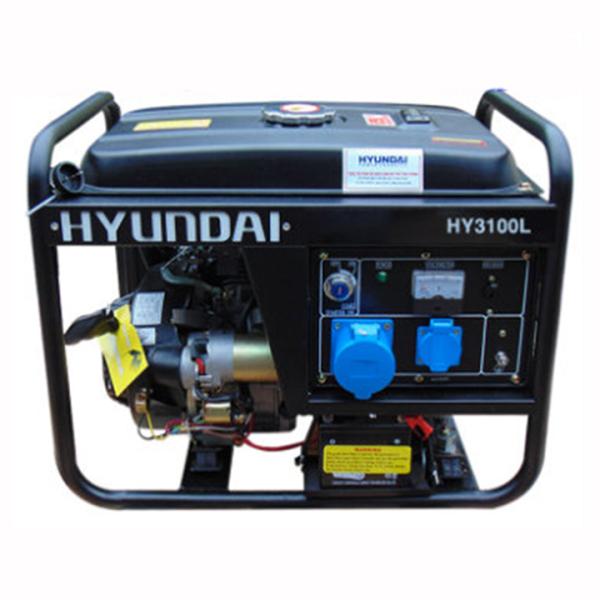 Máy Phát Điện Hyundai Chạy Xăng 2.5KVA-2.8KVA HY3100L