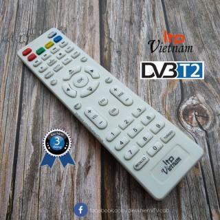 Điều khiển đầu thu kỹ thuật số DVB T2 LTP DÙNG CHO TẤT CẢ CÁC LOẠI ĐẦU THU LTP thumbnail