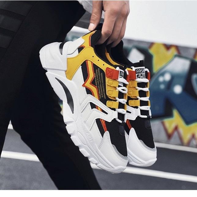 Giày nam độn đế Ulzzang NewVesion 2 màu mới - Sudoo giá rẻ