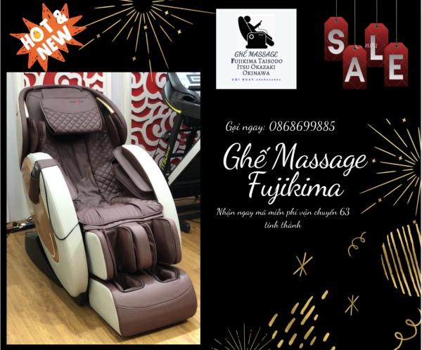 Ghế Massage Toàn Thân Trị Liệu Xương Khớp Điều Khiển Bằng Dọng Nói Tiếng Việt 100% TAISODO TS-720