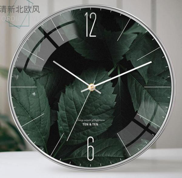 Đồng hồ treo tường kim trôi phong cách châu Âu bán chạy