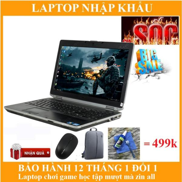 Bảng giá Dell  E6520 i7 15.6 inch  Ram 8 GB SSD 240gb bảo hành 12 tháng. Phong Vũ