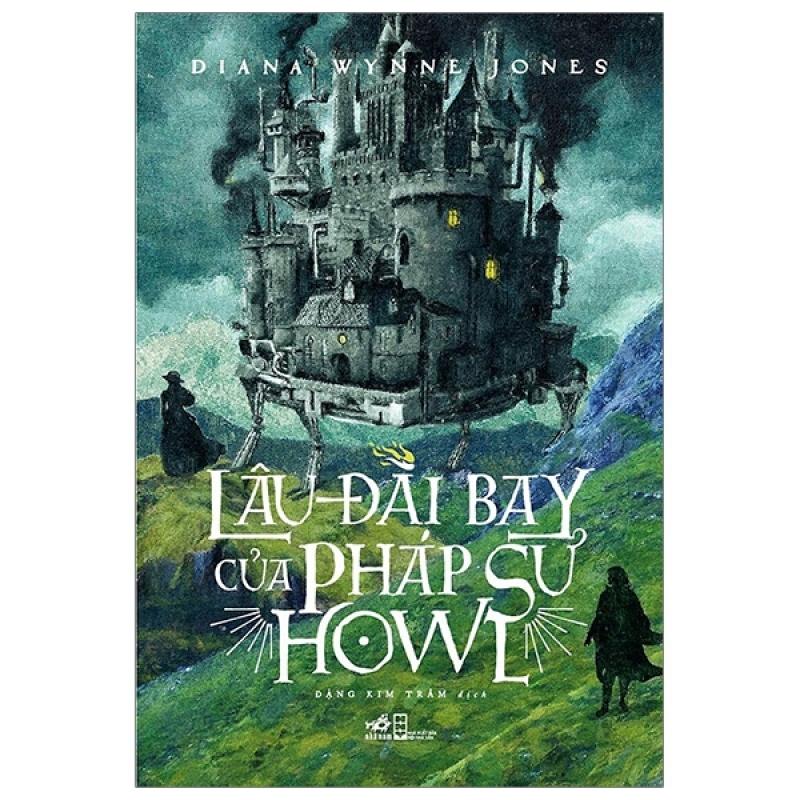 Fahasa - Lâu Đài Bay Của Pháp Sư Howl (Tái Bản 2019)
