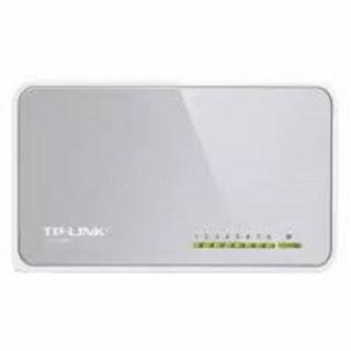 Switch TP-Link TL-SF1008D 8 port (Trắng) - HÃNG PHÂN PHỐI CHÍNH THỨC thumbnail