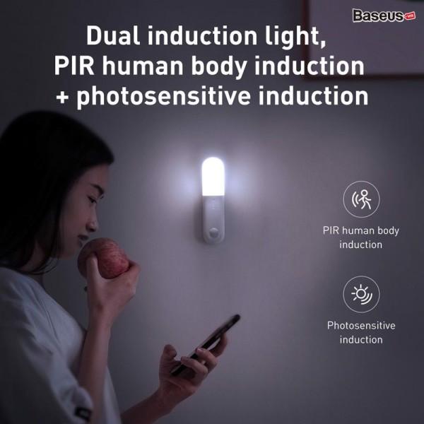 Đèn cảm ứng chuyển động thông minh AISLE Edition - Baseus Sunshine Series