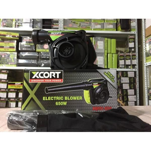 MÁY HÚT THỔI BỤI XCORT 650W