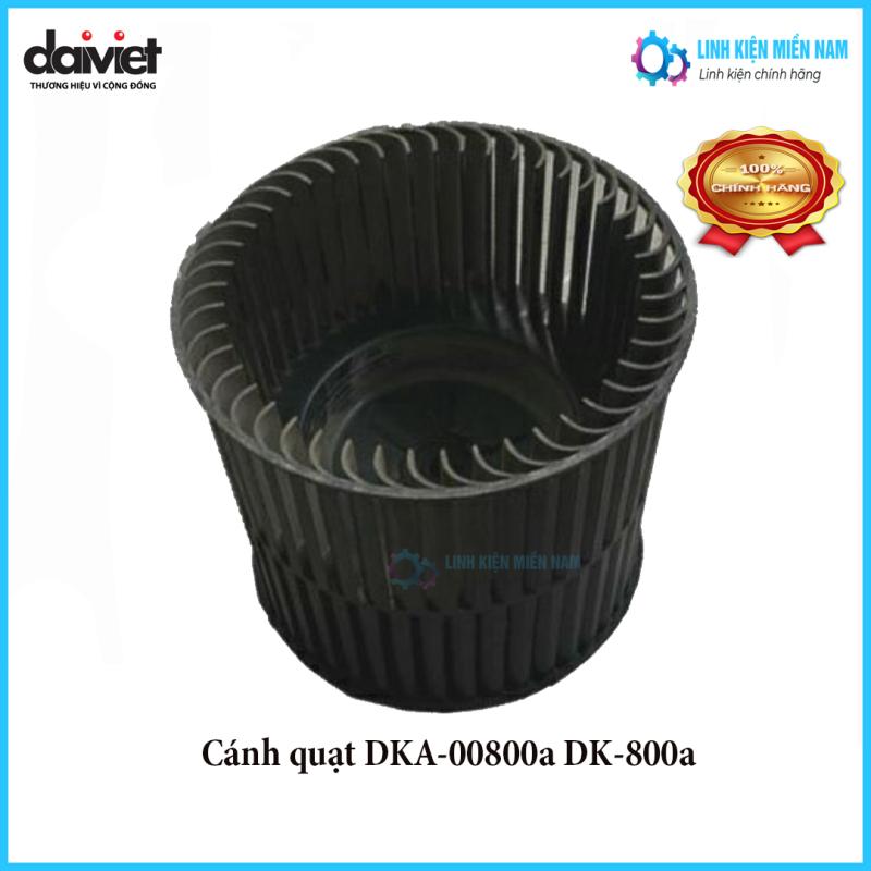 Cánh quạt lông sốc máy làm mát  DAIKIO DAIKIOSAN DKA-00800A DK-800A