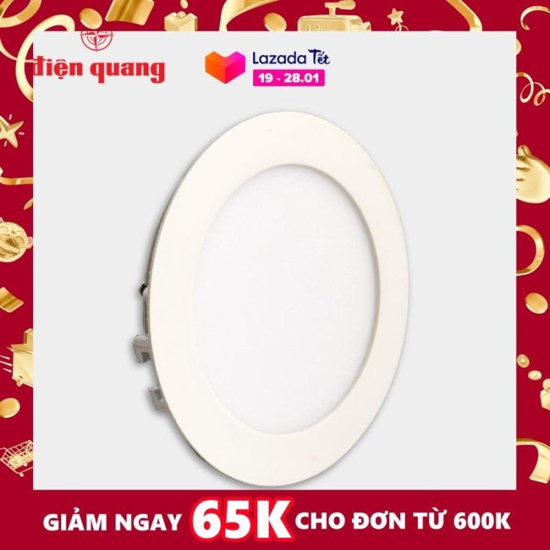 Bộ Đèn LED Panel tròn Điện Quang ĐQ LEDPN04 09 146 (9W F146)