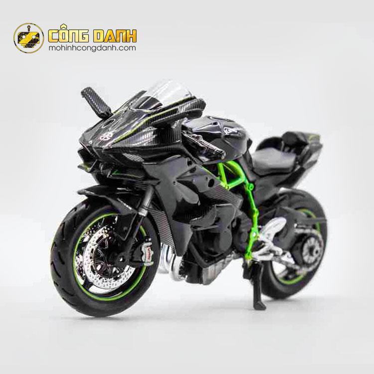 Xe Mô Hình Maisto Kawasaki H2R Tỉ Lệ 1:18 Đang Ưu Đãi Cực Đã