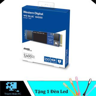 Ổ Cứng Gắn Trong SSD Western Blue 250GB M2 WDS250G2B0B thumbnail