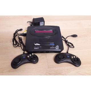 Máy game băng nhựa SEGA (16 bit) Tặng kèm 1 băng game thumbnail