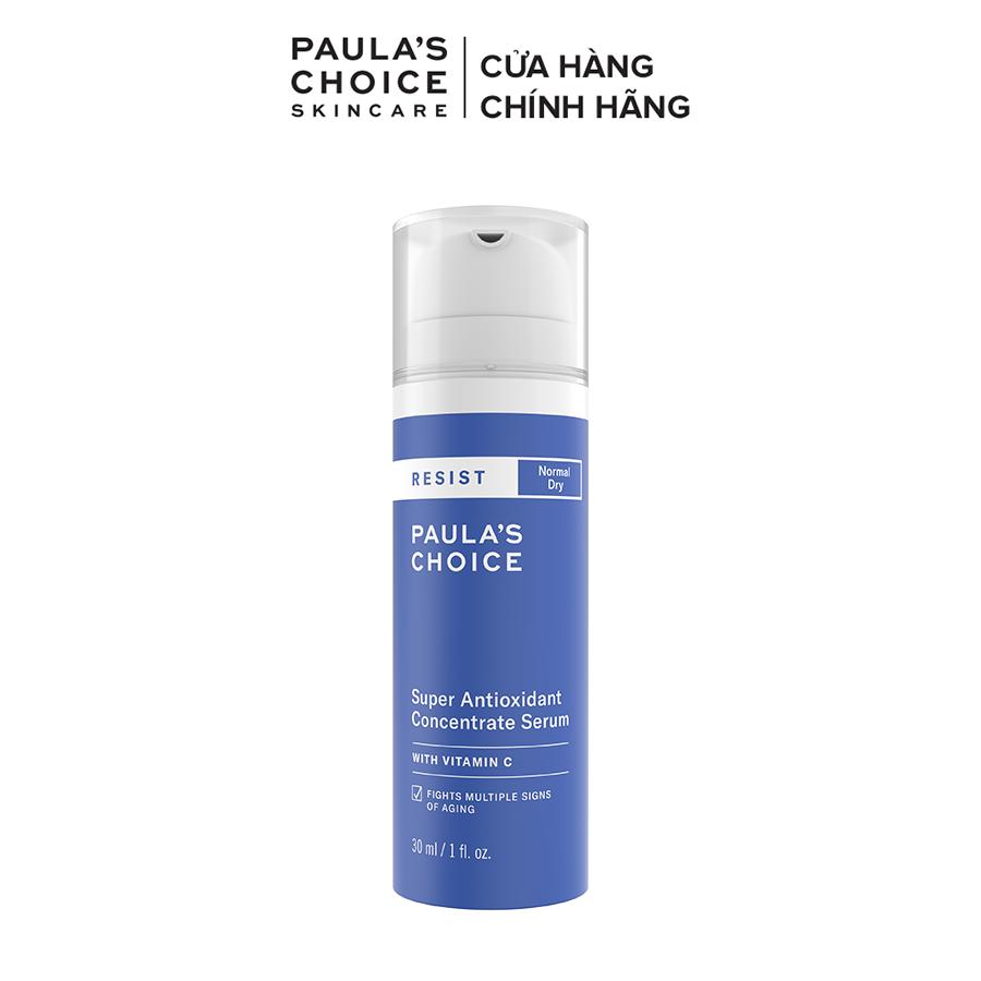 Tinh chất chống lão hóa Paula's Choice Resist Super Antioxidant Concentrate Serum 30ml