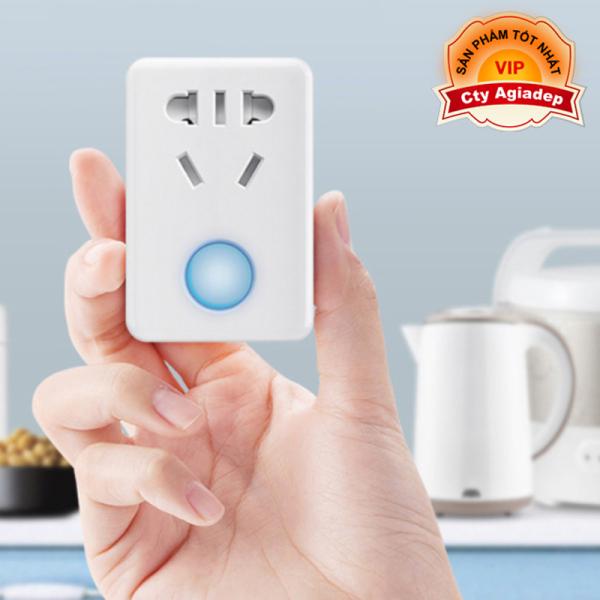Ổ điện thông minh Broadlink điều khiển bật tắt từ xa - 1 ổ đơn SP3 mini