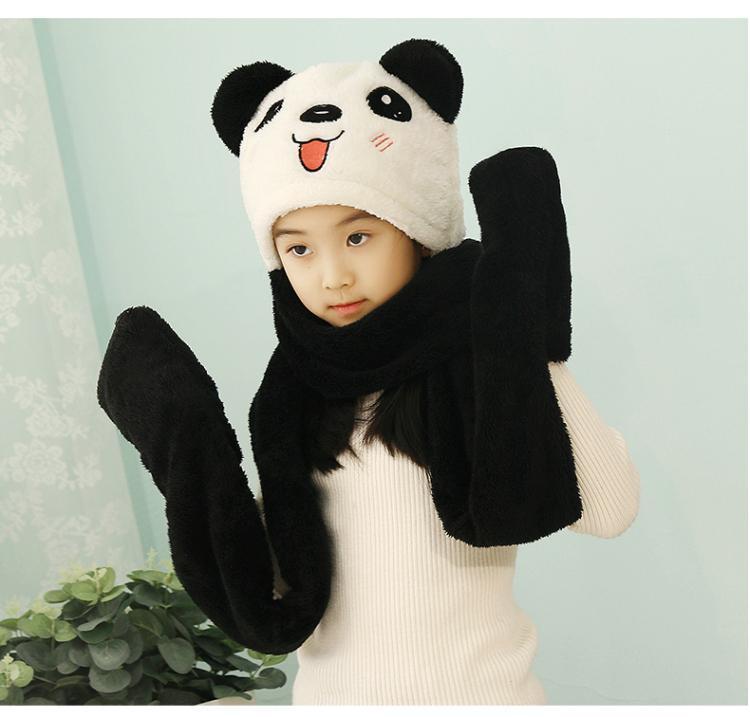 Giá bán Mũ gấu cho bé gái đón giáng sinh