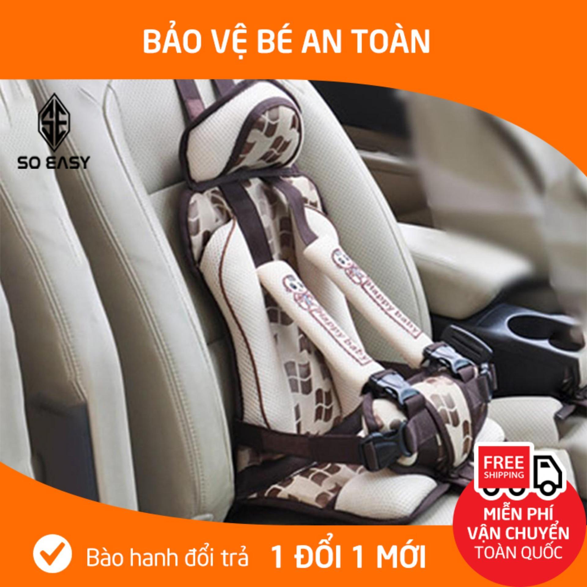 Ghế ngồi phụ dày đa năng trên xe hơi, ô...
