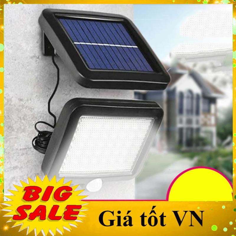 [LOẠI MỚI -TRỜI TỐI TỰ SÁNG - Có công tắc- 3 CHẾ ĐỘ SÁNG] Đèn năng lượng mặt trời 56LED COB LOẠI MỚI có 3 chế độ sáng mạnh nhẹ, cảm biến chuyển động, Chống Nước cực tốt, bóng đèn tích điện bằng sạc năng lượng mặt trời