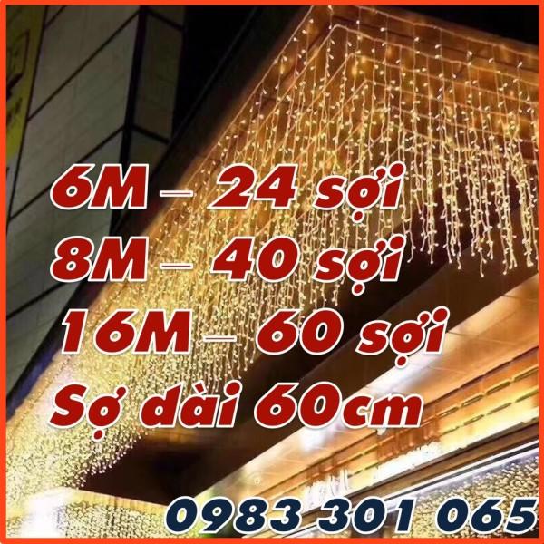 Bảng giá Đèn Rèm Mành 6M 8M 16M Mưa Led Rủ Mành Đèn Led Thả Mành Trang Trí Ngoài Trời Trang Trí Sự Kiện Nhà Cửa Sảnh Quán Cafe