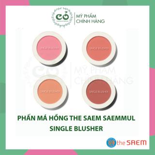 Phấn má hồng The Saem Saemmul Singhle Blusher thumbnail