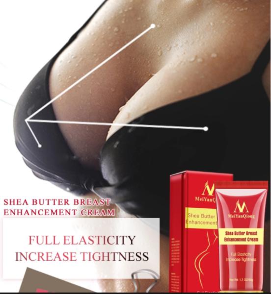 Tự nhiên Breast Cream Enlargement Cream Bust tăng cường xoa bóp cơ thể điều trị kem 50g cao cấp