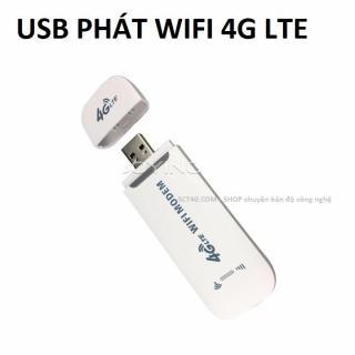USB Phát Wifi 4G DONGLE - Tộc Độ Cực Khủng - Chia Sẻ Cho 10 Thiết Bị Kết Nối Cùng Lúc- Mua DCOM 4G HSPA SIÊU TỐC- Tặng ngay QUÀ KHỦNG thumbnail