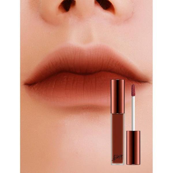 Son Kem Lì Bbia Last Velvet Lip Tint Màu 25- Đỏ Nâu Trầm