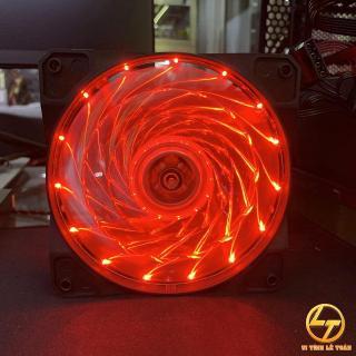 Fan Case RB 12CM 15 Led Red - Led Đỏ thumbnail