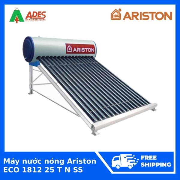 Bảng giá Máy nước nóng NLMT Ariston ECO 1812 25 T N SS Điện máy Pico