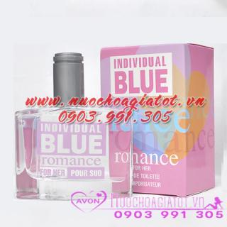 NƯỚC HOA NỮ AVON BLUE NỮ ROMANCE FOR HER 50ML PHILLIPINE MÀU HỒNG thumbnail