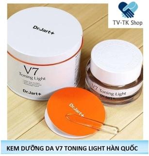 Kem Dưỡng Trắng Da V7 Toning Light Hàn Quốc - Mẫu mới thumbnail