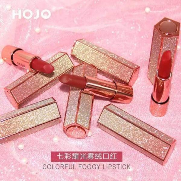 Son thỏi WodWod Star Hollow Lipstick Hàn Quốc cao cấp