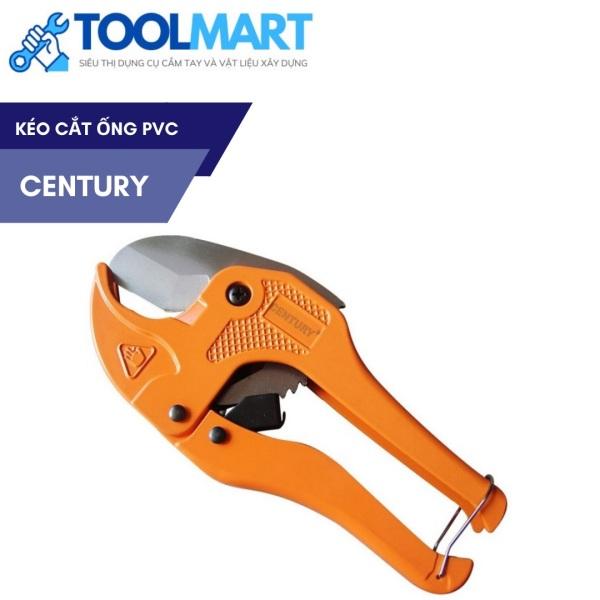 Kéo cắt ống nhựa PVC CENTURY 42mm - Thép không gỉ cao cấp