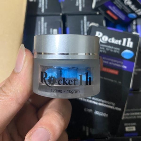 Rocket 1H Hộp 10 Viên - Đẳng Cấp Phái Mạnh cao cấp